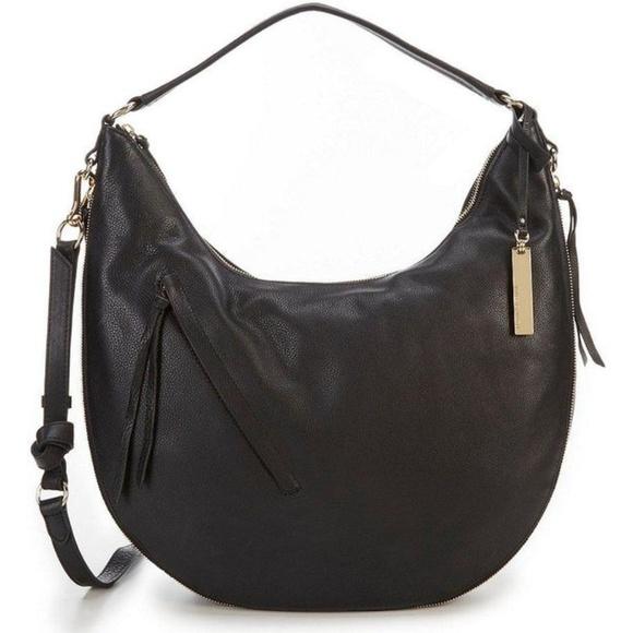 Vince Camuto Handbags - Vince Camuto felax hobo black bag
